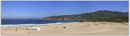Lisbon's Beach -
