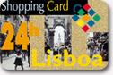 Lisboa Shopping Card.