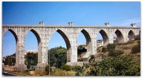 Lisbon Aqueduct.
