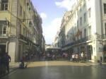 Lisbon Augusta Street.