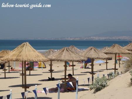 Lisbon Beach.