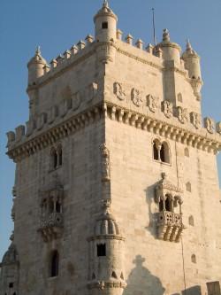 Belem Tower - Manuelino Style.
