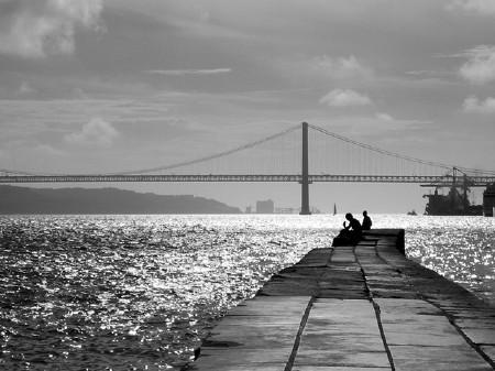 Lisbon Brigde - Ponte 25 de Abril.