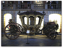 Lisbon Coach Museum.