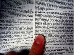 Lisbon Dictionary.