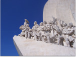 Lisbon Discoveries Monument.