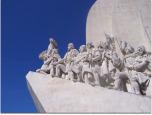 Lisbon Discoveries Monument.