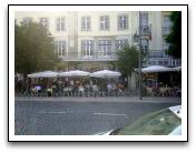 Lisbon People and Tourists.