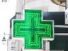 Lisbon Pharmacy Sign.