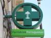 Lisbon Pharamacy Sign