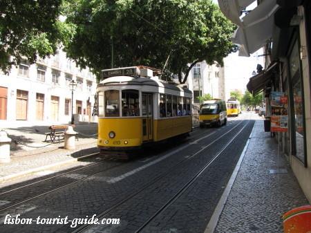 Lisbon Tram 28.