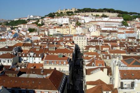 Lisbon View.