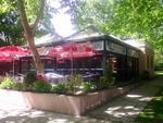 Lisbon Zoo Restaurant.