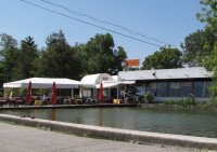 Parque Eduardo VII Restaurant.