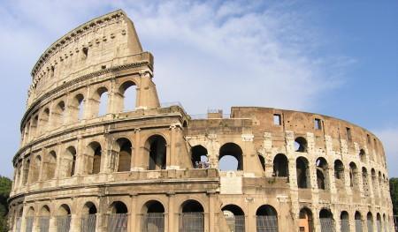 Roma Coliseum, Italy.