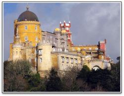 Sintra's Pena Palace
