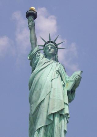 Statue of Liberty USA.