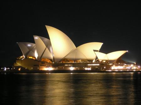 Sydney Opera.