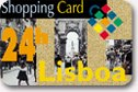 Lisboa Shopping Card.