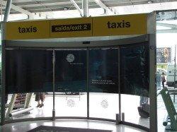 Lisbon International Airport Exit 2.