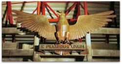 Lisbon S L Benfica Eagle.