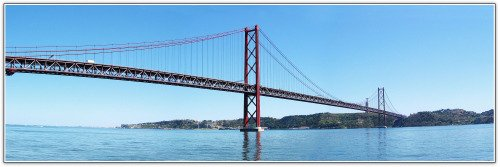 Lisbon's Bridge -