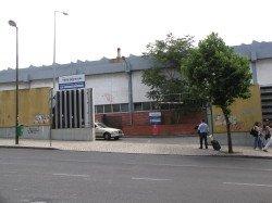 Lisbon Bus Station.
