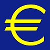 Portual Euro Symbol.